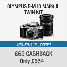 Olympus EM10 Twin Kit