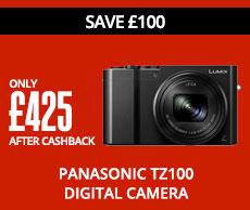 Panasonic TZ100 Digital Camera