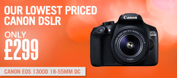 Our Lowest Price Canon DSLR
