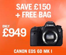 Canon EOS 6D Mk I