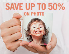 Save up to 50% on Wall Art