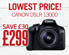 Our Lowest Price! Canon DSLR