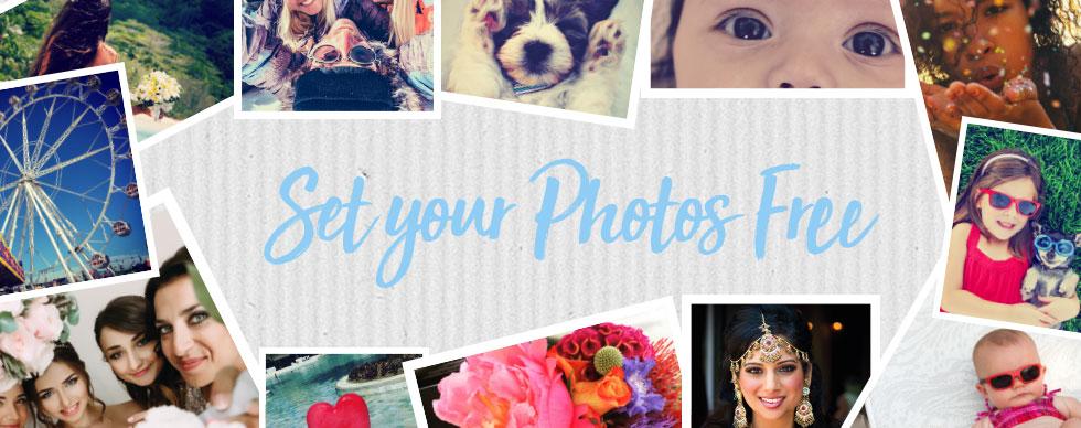Set your photos free