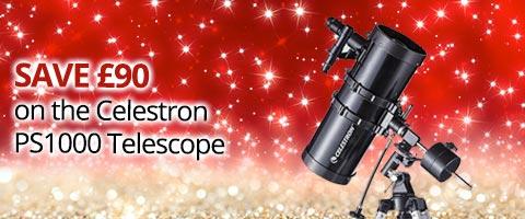 Celecstron PS1000 Telescope