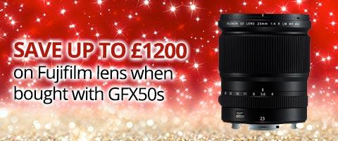 FujiFilm Lens GFX50S