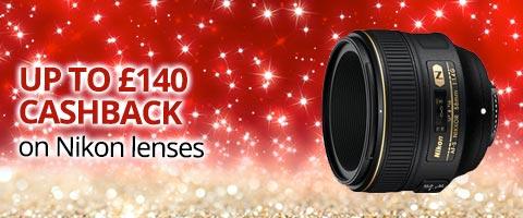 Nikon Lenses £140