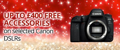 Canon £400 Cashback