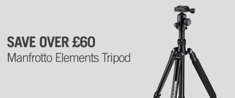 Manfrotto Elements Tripod