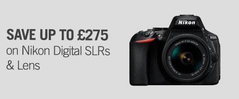 Nikon Digital SLRs & Lens