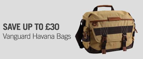 Vanguard Havana Bags