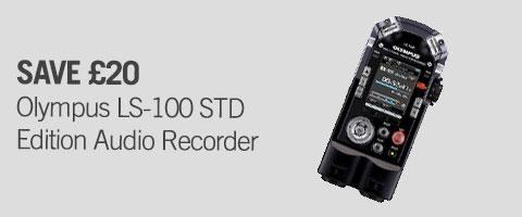 Olympus LS-100 STD Edition Audio Recorder