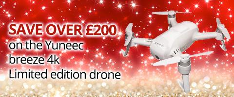 Yuneec Breeze 4k Drones