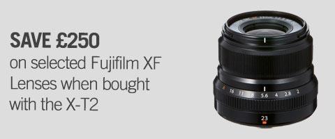 Fujifilm XF Lens