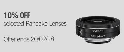 Pancake Lenses