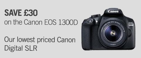 Canon 1300D DSLR