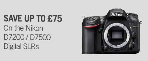 Nikon D7200 / D7500
