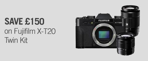 Fujifilm X-T20 Twin Kit
