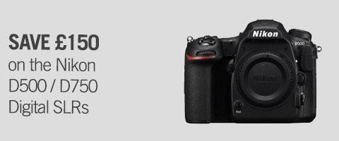 Nikon D500 / D750