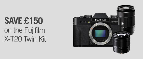 Fujifilm X-T20 Twin Kit